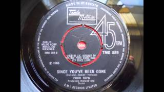 four tops - since you've been gone