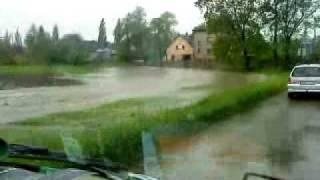 preview picture of video 'Zabrzeg 17.05.'10  miedzy 14-15'