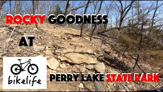 Perry Lake State Park MTB Trails