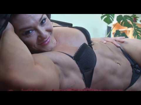 Sexy Female Bodybuilder Alina HD