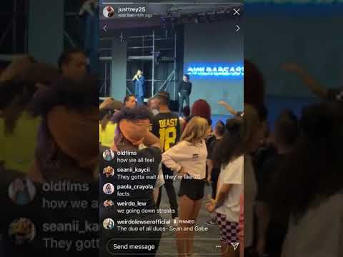 Buildabeast 2019   Sean Lew Class (Part 2)  03/08/19   Instagram Live by @justtrey25  