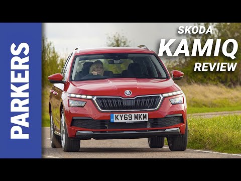 Skoda Kamiq SUV Review Video