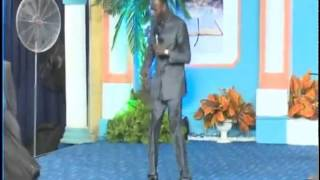 #Apostle Johnson Suleman(Prof) #Enough Is Enough #1of2