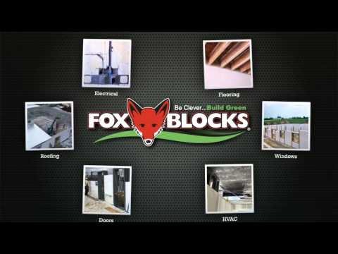 Insulated Concrete Forms Overview by Fox Blocks ICF