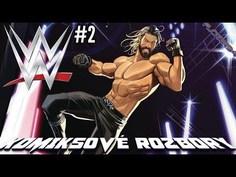 WWE #2 - Komiksové ROZBORY | FloTin
