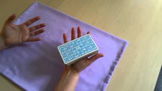 How to bless your tarot cards