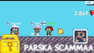 PARSKA SCAMMAA 50WLS + PROOF