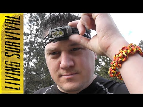 Princeton Tec Remix 150 Lumen Headlamp Review