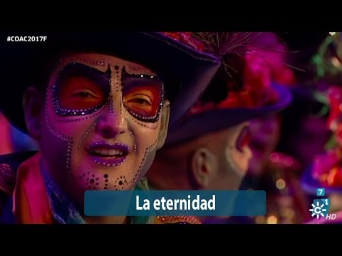 La eternidad comparsa final coac 2017 falla de carnaval for Cuartos de final coac 2017