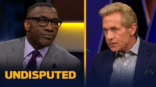 Skip Bayless defends the Cowboys latest power rankings over the Eagles | NFL | UNDISPUTED