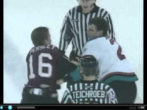 Brendan Persley vs Colton Heffley