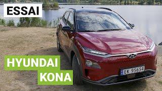Essai Hyundai Kona électrique 64 kWh