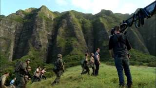 Kong: Skull Island MTV Movie Awards set video 2016