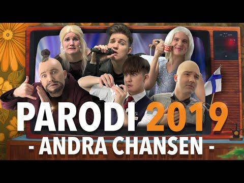 Melodifestivalen PARODI 2019 - Andra chansen