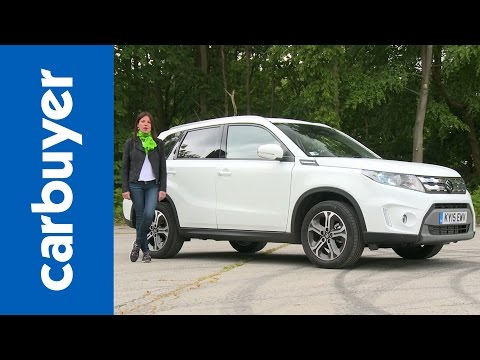 Suzuki Vitara SUV review : Carbuyer