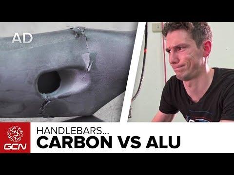 Control tech Alu vs Carbon