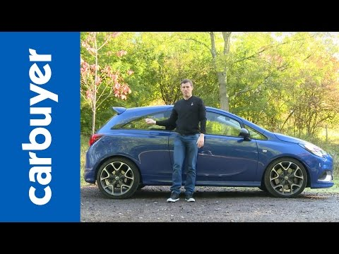 Vauxhall Corsa VXR review - Carbuyer (Opel Corsa OPC)