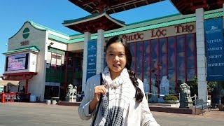 Phước Lộc Thọ ở Little Saigon   Asian Garden Mall | Cuộc Sống ở Mỹ | Bếp Bụi