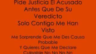 2016 Daddy Yankee Mintiendo Con La Verdad  letra