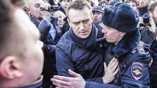 Пограничники не пустили Навального в Европу | Новости Лайф