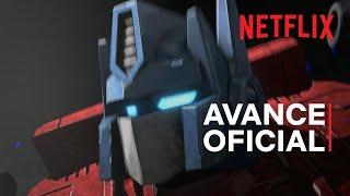 Transformers: Trilogía de la guerra por Cybertron - El amanecer de la Tierra   Avance Trailer
