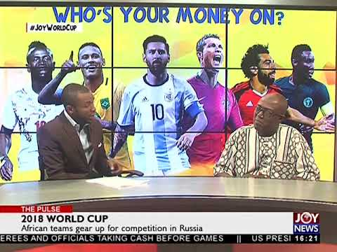 2018 World Cup - The Pulse Sports on JoyNews (7-6-18)