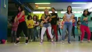 Coreografía Gangnam Style - Psy