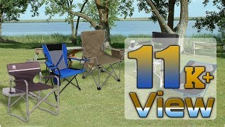 5 Best Folding Chairs for the Camping, Picnic, Fishing and Beach | Best Folding Camp Chair