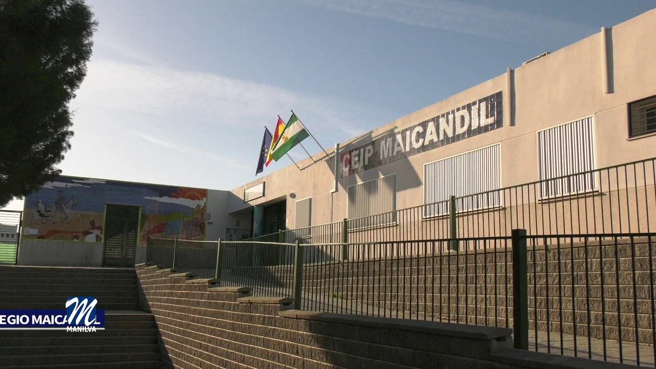 Jornada de puertas abiertas en colegio Maicandil