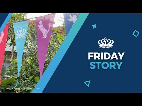 Friday Story - 28th August 2020