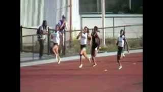 Michaela Pino, 200 meters, 25.53 seconds, Metropolitan League Meet #3