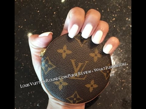 Louis Vuitton Round Coin Purse Review + Prior Use + Worth it?