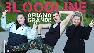 bloodline - Ariana Grande | Caleb Marshall | Dance Workout