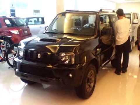Suzuki Jimny JLX Automatic 2015 SE review