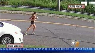 Queens Jogger Seen Moments Before Murder