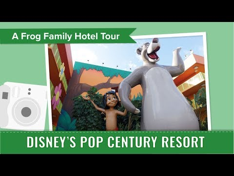 Disney's Pop Century Resort | Walt Disney World | Undercover