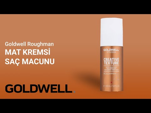 Goldwell Roughman Mat Kremsi Macun 100ml