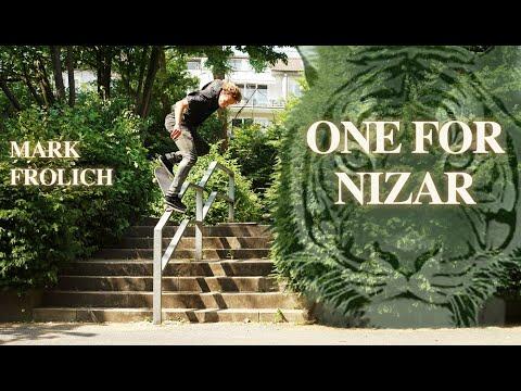 Mark Frolich's Insane 10-Minute Street part | 'One For Nizar'