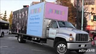 BOYFRIEND 初のクリスマスソング「Pinky Santa」 宣伝トラック