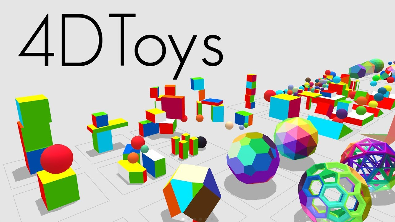 4D Toys Are The Best Toys