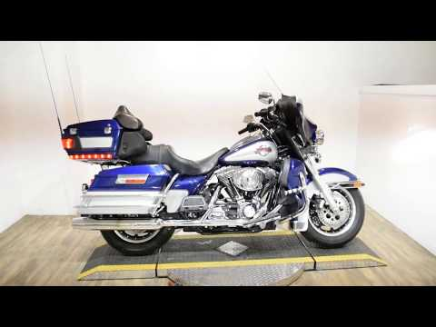 2006 Harley-Davidson Ultra Classic® Electra Glide® in Wauconda, Illinois - Video 1