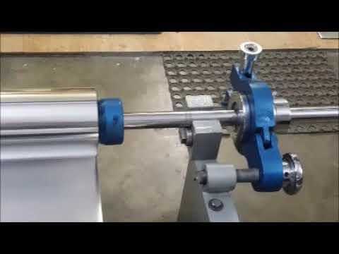 Aluminum Foil Rewinder