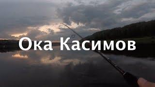 Рыбалка на оке в касимове
