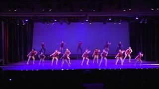 SDCDA - Civic Dance Arts 2017 - Rather Be
