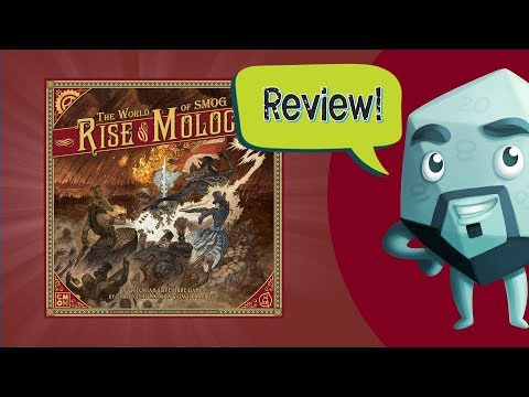The World of SMOG: Rise of Moloch Review - with Zee Garcia
