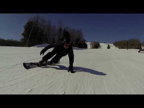 Alpine Snowboarding – Coiler Angrry 170