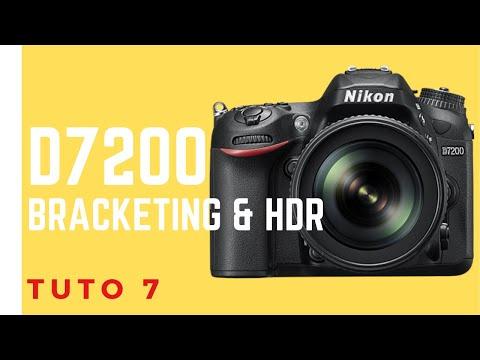 Tuto Photo 7 Nikon D7200