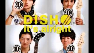 DISH// - Never stop now!