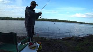 Рыбалка на оке в сторону пущино