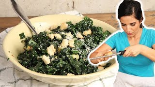 A Kale Salad Youll Actually Want To Eat